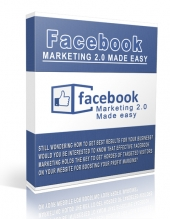 Facebook Marketing 2.0 Made Easy Video with Personal Use Rights
