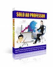 Solo Ad Professor Video with Personal Use Rights