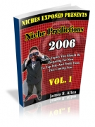 Niche Predictions 2006 Vol. 1 eBook with Private Label Rights