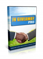 JV Giveaway Pro Video with private label rights