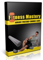 Fitness Mastery Audio with private label rights