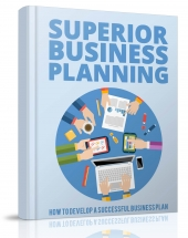 Superior Business Planning eBook with Master Resell Rights/Giveaway