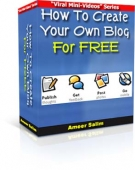 How To Create Your Own Blog For FREE Video with Resell Rights
