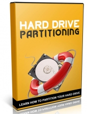 Hard Drive Partitioning Video with Private Label Rights