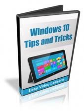 Windows 10 Tips and Tricks Video with Master Resell Rights