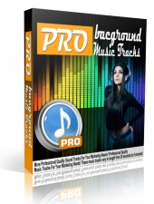 Pro Background Music Tracks Audio with Master Resell Rights
