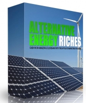 Alternative Energy Riches eBook with Resell Rights