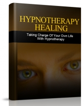 Hypnotherapy Healing eBook with private label rights
