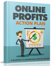 Online Profits Action Plan eBook with Master Resell Rights/Giveaway