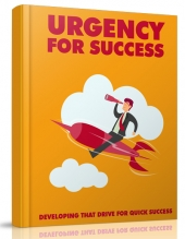 Urgency for Success eBook with Master Resell Rights/Giveaway
