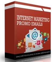 30 MORE Internet Marketing Promo Emails eBook with Private Label Rights