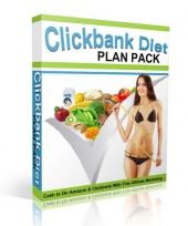 New Clickbank Diet Plans Pack eBook with Resell Rights