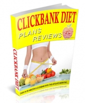 The CB Diet Plans Review Pack Video with Resell Rights