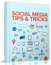 Social Media Tips and Tricks eBook with Resell Rights