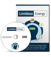 Limitless Energy Gold Video with Master Resell Rights