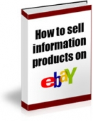 How To Sell Information Products On eBay eBook with Master Resale Rights