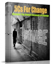 5Cs for Change eBook with Master Resell Rights