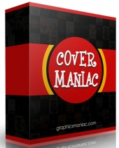 Cover Maniac Graphic with Personal Use Rights