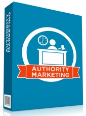 Authority Marketing eBook with Personal Use Rights