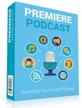 Premiere Podcast eBook with Personal Use Rights