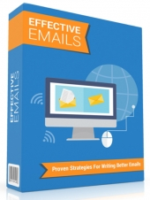 Effective Emails eBook with Personal Use Rights