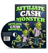 Affiliate Cash Monster Video with Personal Use Rights