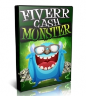 Fiverr Cash Monster Video with Personal Use Rights