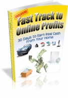 Fast Track to Online Profits eBook with Master Resale Rights