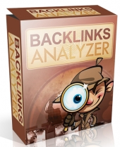 Backlinks Analyzer Software with Personal Use Rights