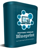 Profitable Webinars Blueprint Video with Master Resell Rights