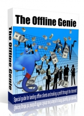 The Offline Genie eBook with Resell Rights