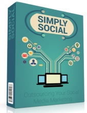 Simply Social eBook with Personal Use Rights