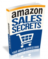 Amazon Sales Secrets eBook with Resell Rights