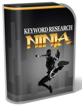 Keyword Research Ninja Software with Personal Use Rights