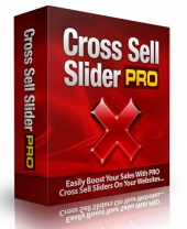 Cross Sell Slider Pro Software with Resell Rights