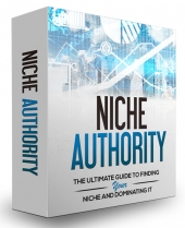 Niche Authority eBook with Master Resell Rights