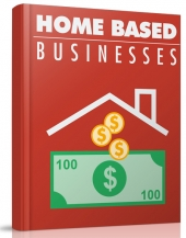 Home Based Businesses eBook with Master Resell Rights/Giveaway