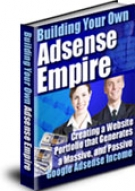 Building Your Own Adsense Empire eBook with Resell Rights