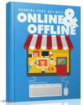 Running Your Business Online And Offline eBook with Master Resell Rights/Giveaway