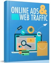 Online Ads & Web Traffic eBook with Master Resell Rights/Giveaway