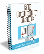 PLR Publishing Profits eBook with private label rights