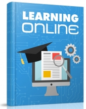 Learning Online eBook with Master Resell Rights/Giveaway