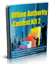 Offline Authority Content 2 eBook with Personal Use Rights