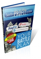 Surefire Profit System Template with Resell Rights