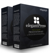 Elegant Press Graphic with Personal Use Rights/Developers Rights