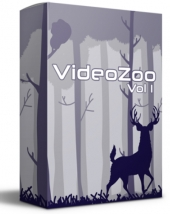 VideoZoo Vol. 1 Video with Personal Use Rights/Developers Rights