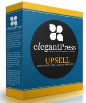 ElegantPress Upsell Graphic with Personal Use Rights/Developers Rights