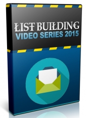 List Building Video Series 2015 Video with Personal Use Rights