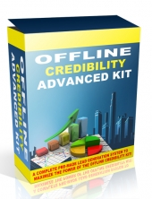 Offline Credibility Advanced Kit eBook with Personal Use Rights