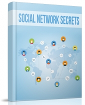 Social Network Secrets eBook with private label rights